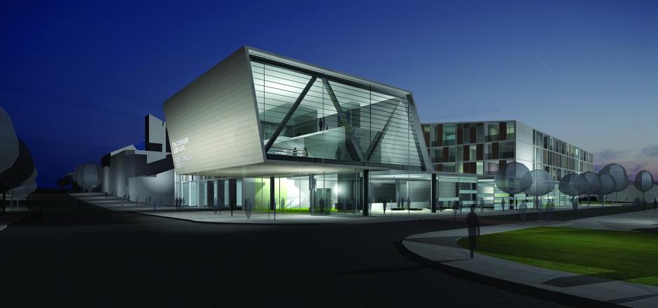 LCE dagenham library 13