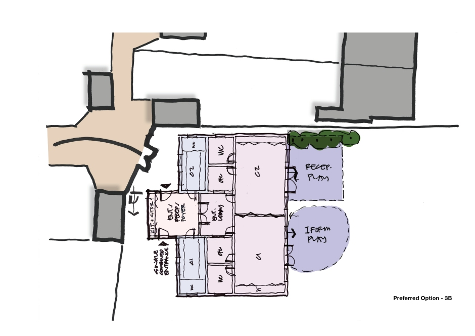 11777-option 3b east plan sketch only
