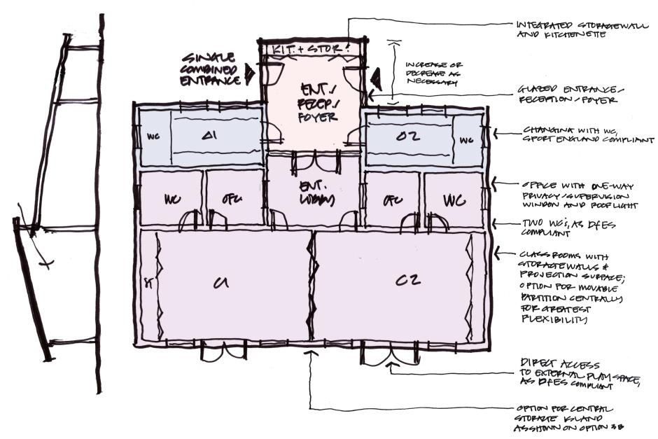 11777-Option 3B floor plan annotated