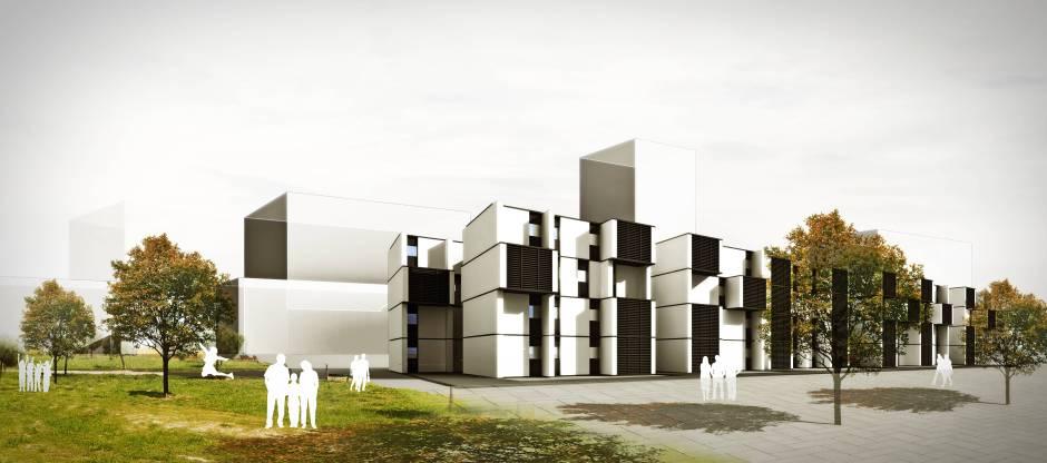 Libya Model Affordable Housing_Montage 02